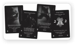 arkana miłości karty
