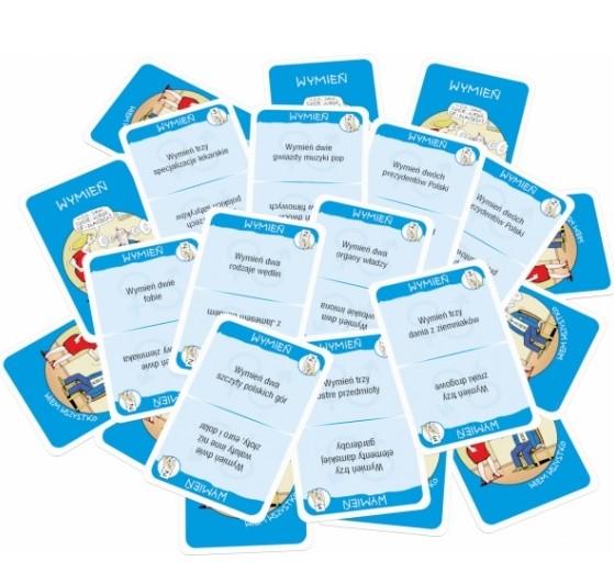 gierki małżeńskie karty
